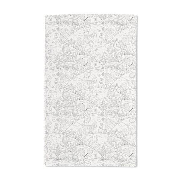 Weekend Trip Hand Towel (Set of 2)