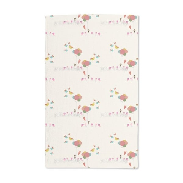 A Day in the Park Hand Towel (Set of 2)