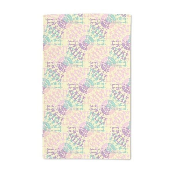 Paper Bits Hand Towel (Set of 2)