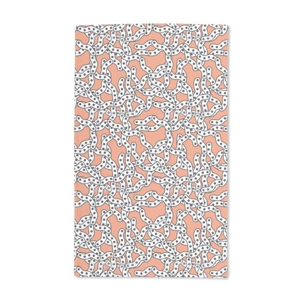 Cell Mechanics Hand Towel (Set of 2)