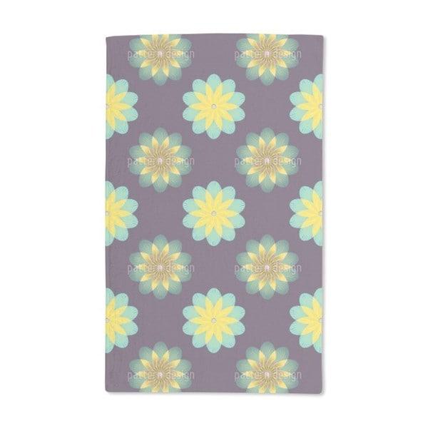 Les Belles Fleurs Hand Towel (Set of 2)