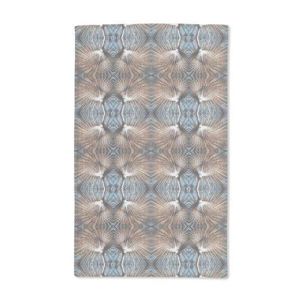 Abstract Bond Hand Towel (Set of 2)