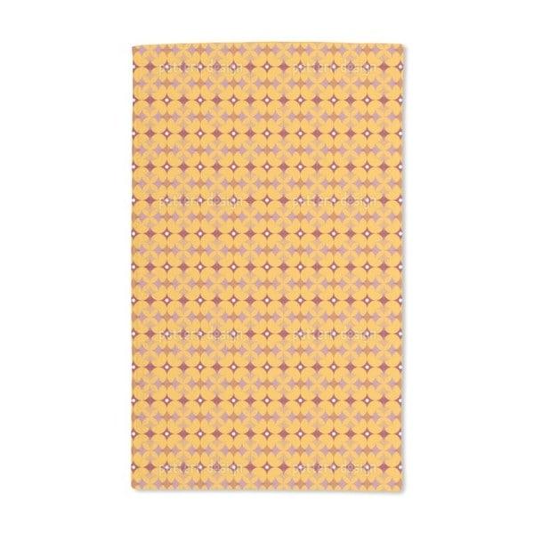 Floral Sparkles Hand Towel (Set of 2)