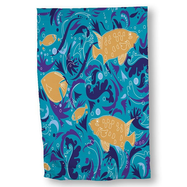 Fish Hand Towel