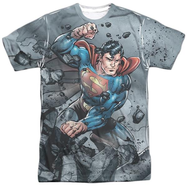 Superman/Superman Vs Doomsday (Front/Back Print)
