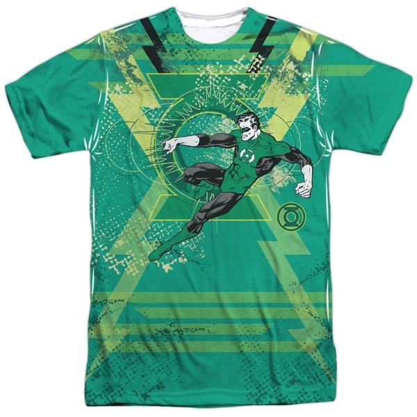 Green Lantern/Weild The Logo