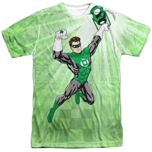 Green Lantern/Dynamic (Front/Back Print)