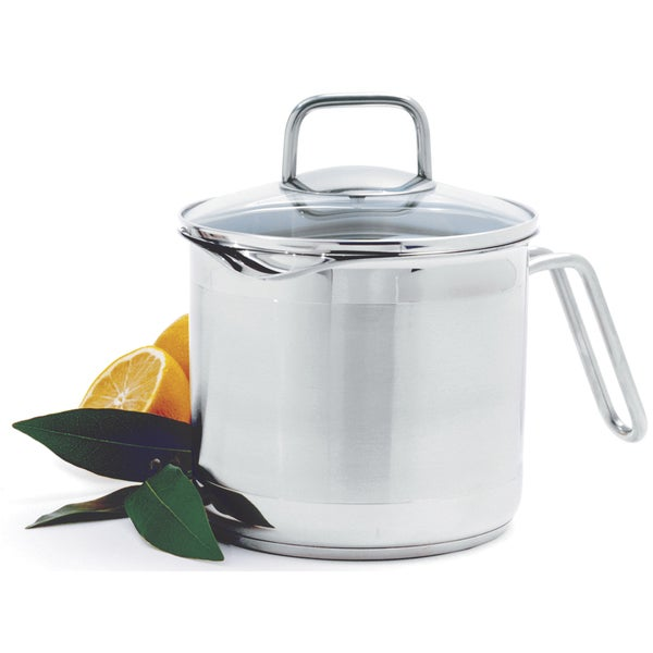 Norpro 650 8 Cup Stainless Steel Krona Multi Pot With Straining Lid 20601263