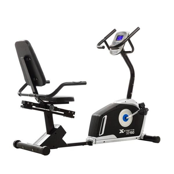 XTERRA SB150 Black Recumbent Bike 20602186