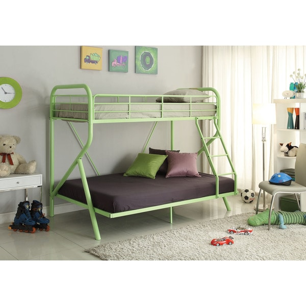 Tracy Metal Twin over Full Bunk Bed