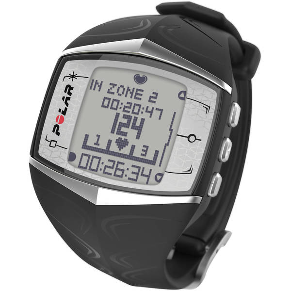 Polar FT60F Black Heart Monitor