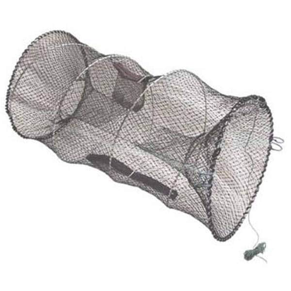 Promar Black Mesh Collapsible Crawfish Bait Trap
