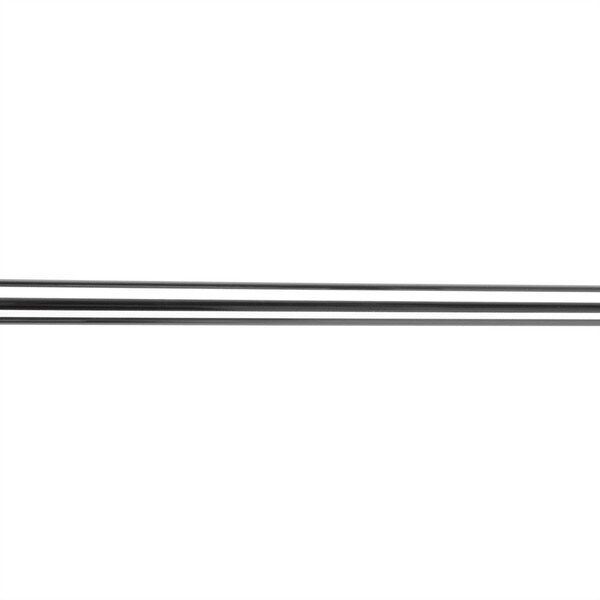 Project X 95 Flighted Parallel Tip Silver Finish Steel Iron Shafts