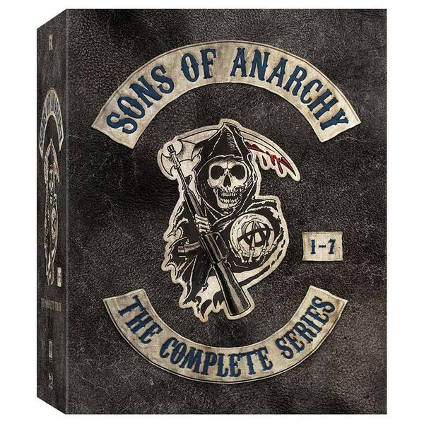 Sons Of Anarchy: The Complete Series 1-7 (Blu-ray Disc) 20611926