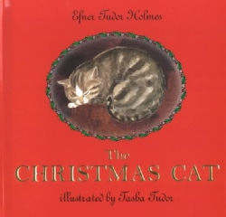 The Christmas Cat (Hardcover)