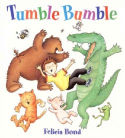 Tumble Bumble (Board book)