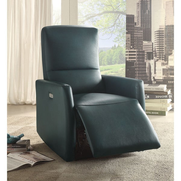 Raff Leather-aire Power Recliner