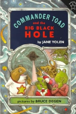 Commander Toad and the Big Black Hole (Paperback)
