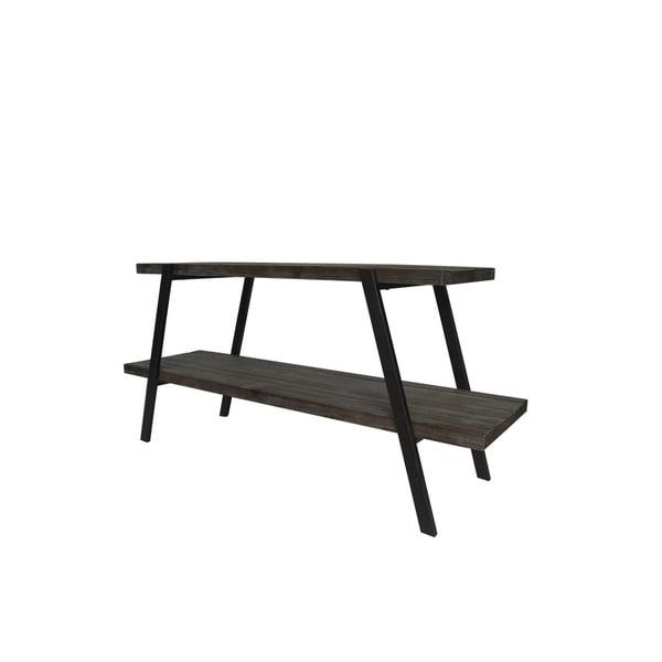 Brosnan Wood/Metal TV Stand