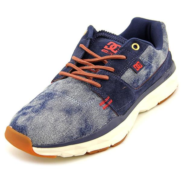 DC Shoes Men's 'Prayer SE' Blue Denim Athletic Skate Shoes