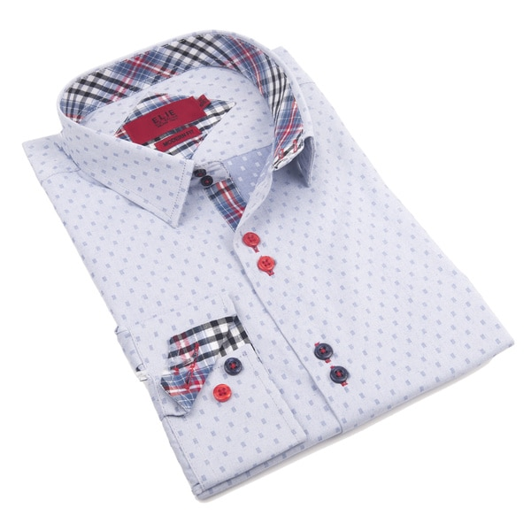 Elie Balleh Milano Italy Men's 2016 Style Slim-fit Shirt