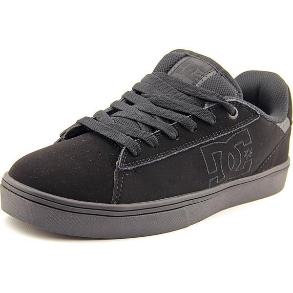 DC Shoes Men's Notch Black Nubuck Athletic Shoes