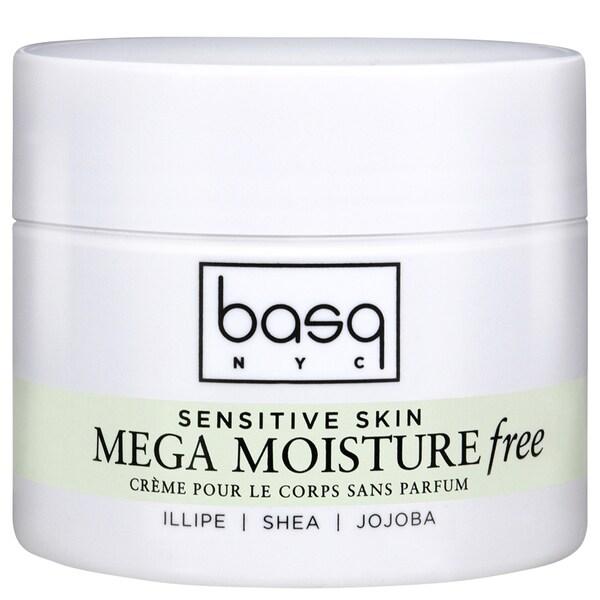 Basq NYC Mega Moisture Free 5.5-ounce Cream