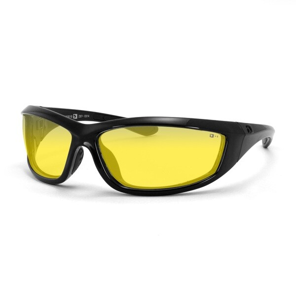 Bobster Charger Sunglass Z87+-Black Frame, Anti-fog Lens 20637868