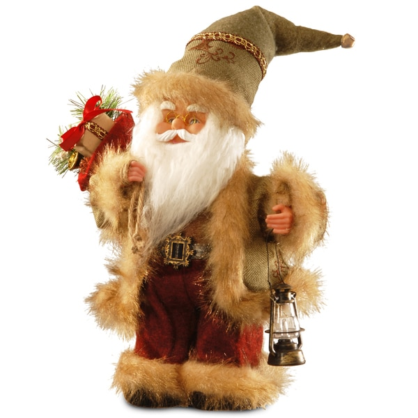 Plush Collection 14-inch Santa With Music