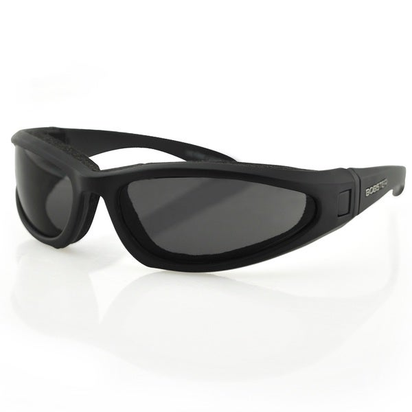 Bobster Low Rider II Convertible-Black Frame-3 Lenses 20638276