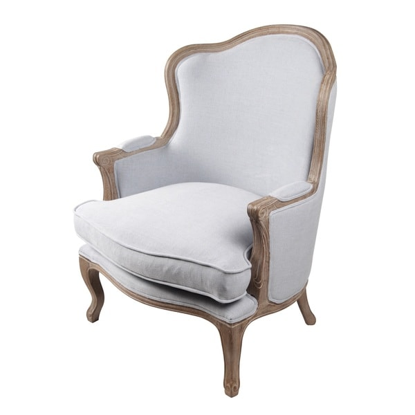 Bardot Armchair, Chambray