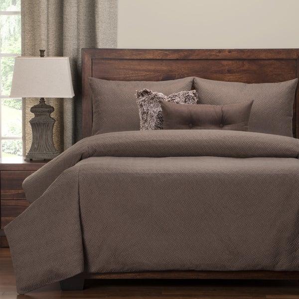 PoloGear Saddleback Brown Luxury Duvet Cover Set