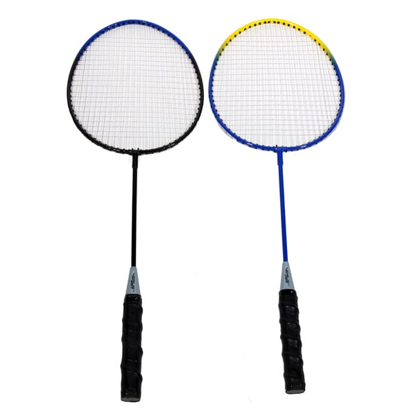 Advanced Silver Badminton Set