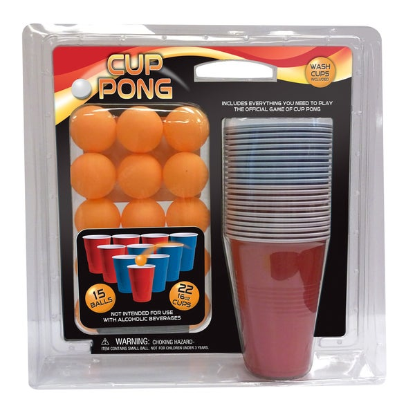 Cup Pong Game 20643737