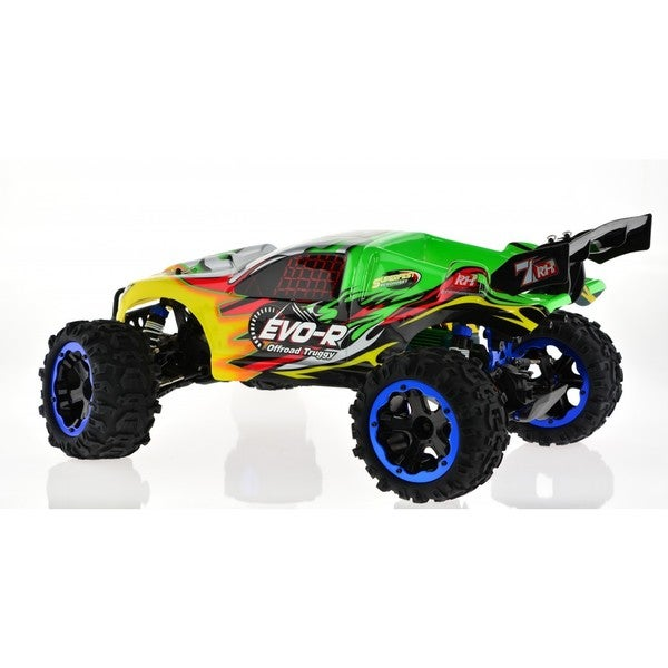 Truggy 1/8-scale 4WD Off-road Remote Control Truck