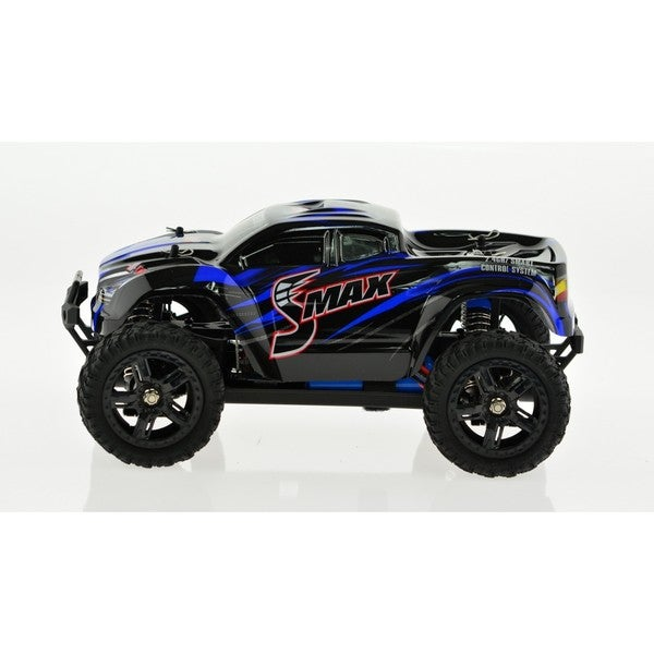 RC 1/16 Scale Electric 4-Wheel Drive 2.4G Off-road Brushed Monster Truck