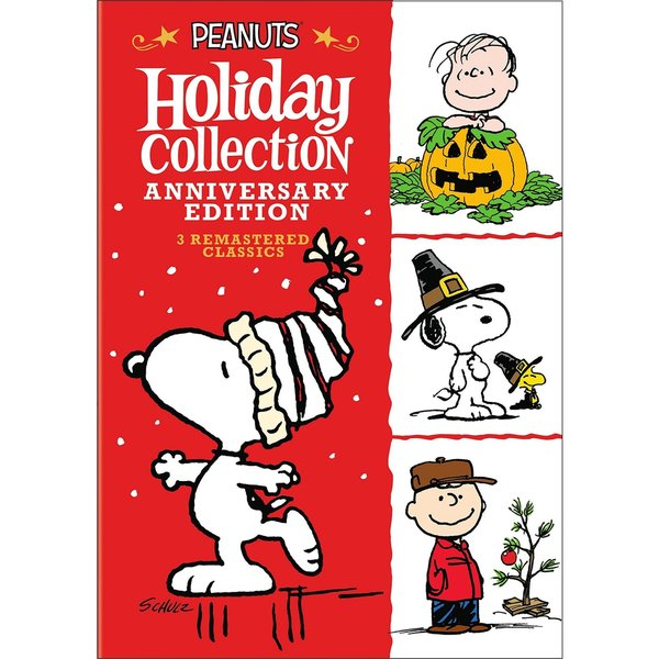 Peanuts Holiday Anniversary Collection (DVD) 20645578
