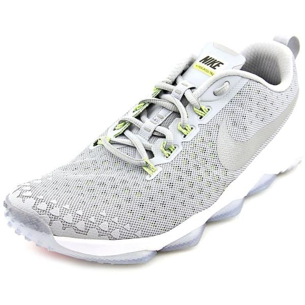 Nike Men's Zoom Hypercross TR2 Grey Mesh Athletic Shoes