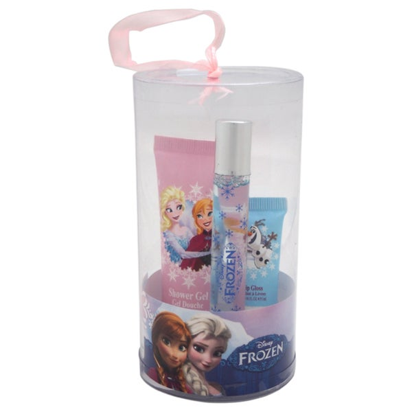Frozen Disney for Kids 3-piece Gift Set