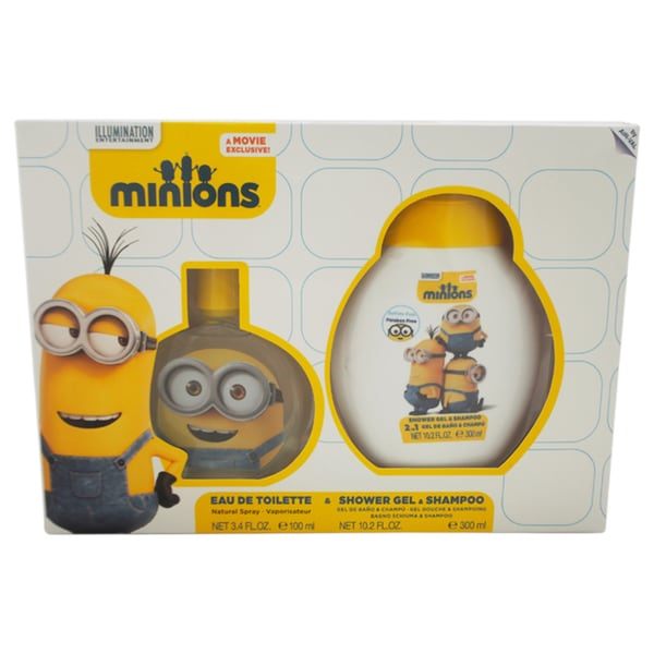 Minions for Kids 2-piece Gift Set