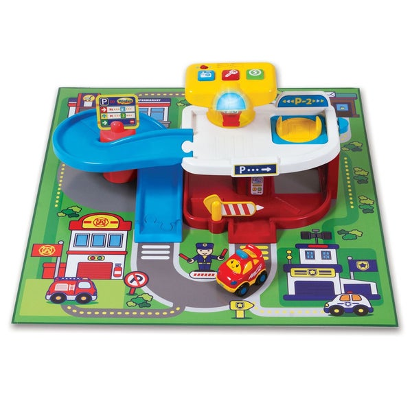 Winfun Go Go Drivers Car Park Set