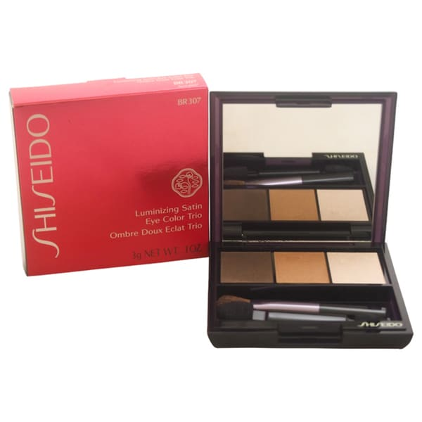 Shiseido Luminizing Strata Satin Eye Color Trio 20651040