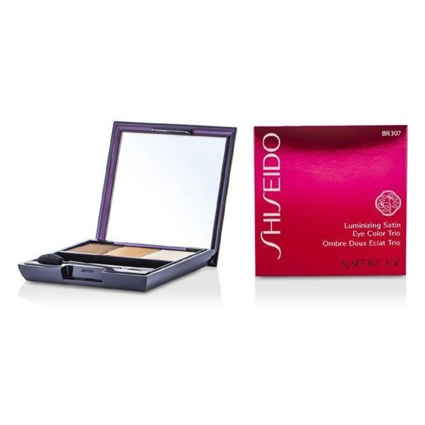 Shiseido Luminizing Strata Satin Eye Color Trio