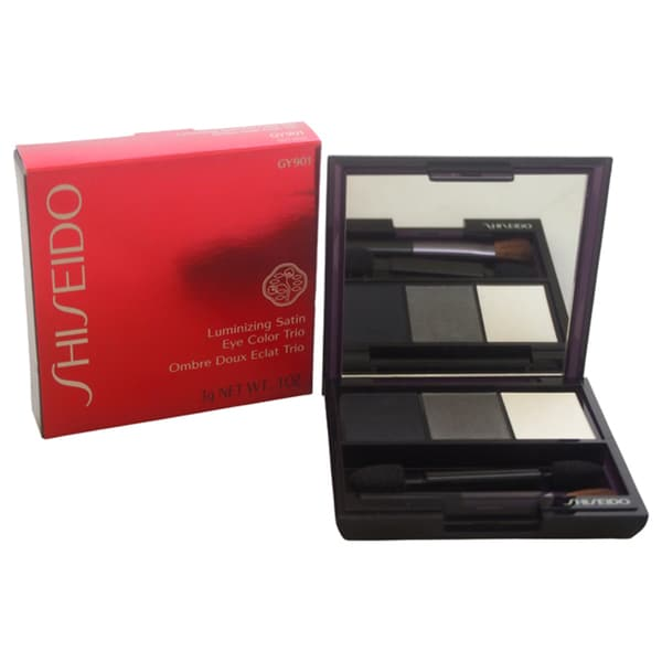 Shiseido Luminizing Snow Shadow Satin Eye Color Trio 20651055
