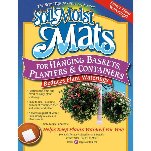 Soil Moist Mats SMMS Soil Moist Mats