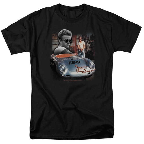 Dean/Sunday Drive Short Sleeve Adult T-Shirt 18/1 in Black