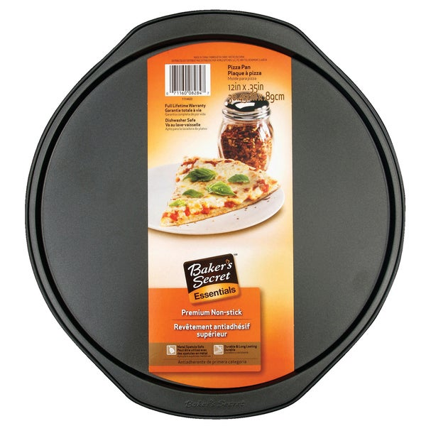 Bakers Secret 1114423 Baker's Secret Pizza Pan