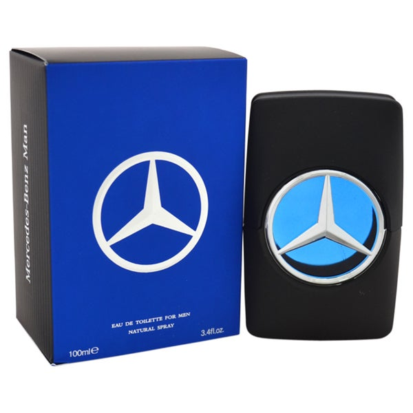 Mercedes-Benz Man 3.4-ounce Eau de Toilette Spray