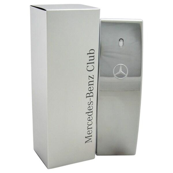 Mercedes-Benz Club Men's 3.4-ounce Eau de Toilette Spray