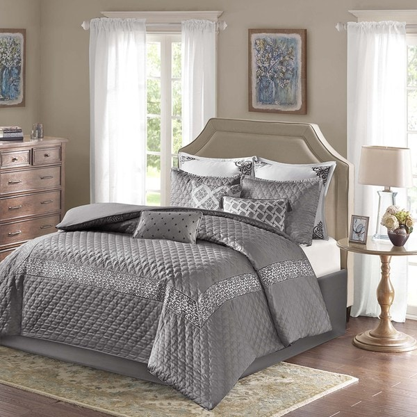 Bombay Emerson Grey Comforter Set